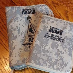 National Guard Binder
